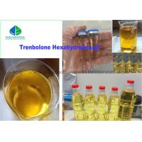 China Bodybuilding Injectable Anabolic Steroids Trenbolone Hexahydrobenzyl CAS 23454-33-3 on sale