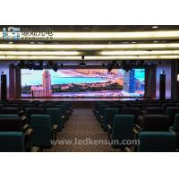 Best HD P3 SMD2121 Super Slim Stage Indoor LED Advertising Screen IP43 High Effect CE wholesale