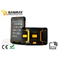 Best Android 4.4 Portable RFID Scanner 4G And GPS RFID Tablet Reader wholesale