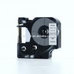 Best Dymo D1 tape 12mm black on white  45013 for DYMO labelManeger label printer wholesale