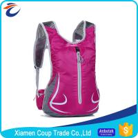 Best Convenient Breathable Light Water Resistant Waist Bag Scooter Mens Backpack wholesale