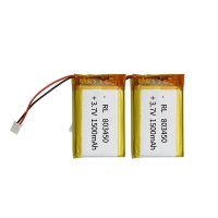 Best PL803450 1500mAh 3.7 V Lithium Polymer Battery Within 1C Rate wholesale