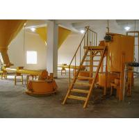 Best Industrial Concrete Mixing Plant 1200KG High Power stirring mill Slurry Metering wholesale