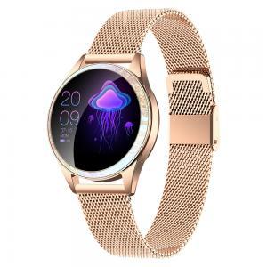 Best Zinc Alloy Shell HRS3300 Ladies Bluetooth Smart Watch wholesale
