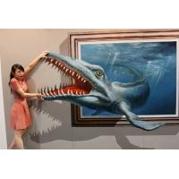 Buy cheap beautiful and amazing 3d oil painting for home deoration from wholesalers