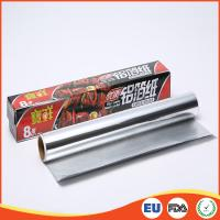 Best Household Aluminium Foil Roll Paper Food Grade For Cooking / Baking SGS Standard wholesale