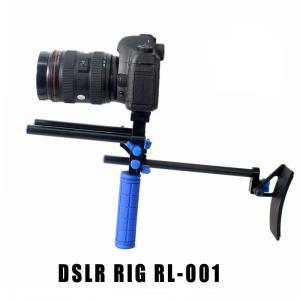 Best Camera Rig Set Shoulder Support Kit Follow Focus for DSLR EOS 60D 1D 1/4'' 5D II wholesale