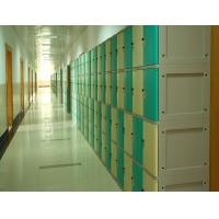 Best Anti Corrosion Plastic School Lockers 4 Comparts 1 Column For Water Baths wholesale