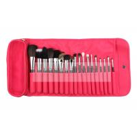 Best Extremely Good Professional Makeup Brush Set 18 PCs With Red Pouch wholesale
