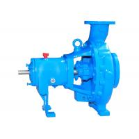 Screw Paper Pulp Low Temperature Pump With Cast Iron / SS Casing , 980rpm 1450rpm