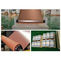Best 50um Thickness Copper Foil Shielding , Excellent Adhesive Electrolytic Copper Foil wholesale