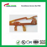 Best NI-AU Plating Flex PCB , Mobile Phone Circuit Board wholesale