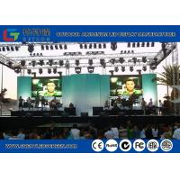 Best Large rental Outdoor Full Color Graphic LED Display Screen For Events wholesale