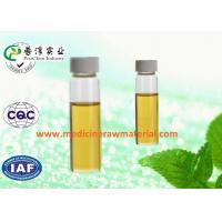 Best 4130-08-9 Vinyltriacetoxysilane 95% Purity , Silane Coupling Agent For Silicone Sealants wholesale