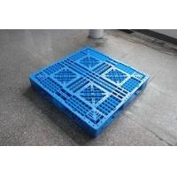 Heavy duty or reinforced (loading capacity up to 1200 kg) PLASTIC PALLET 1100*1100*150mm