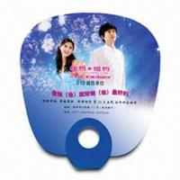 Best Hand Fan for Promotional Purposes, Made of PP, Various Styles and Colors are Available wholesale