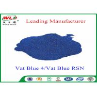 Best High Stability Indigo Blue Dye Textile Dyeing Chemicals Water Resistant wholesale