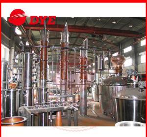 Best Semi-Automatic Commercial Distilling Equipment 200L - 5000L CE wholesale