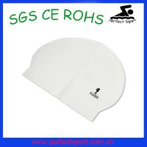 Cheap swimming cap,latex swim caps for sale