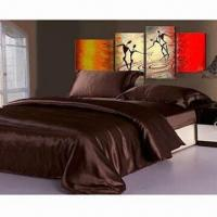 Best Silk bedding set, seamless and smooth wholesale