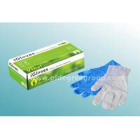 Best Shield, coloured, AQL4.0 and AQL 1.5, medical, non powdered and finger vinyl exam gloves wholesale