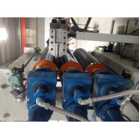 Best 38.0×2.25×2.5 m Aluminium Plastic Composite Panel Production Line , ACP Line 5m / min wholesale