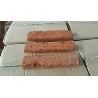 Best Red Clay Old House Bricks , Old Looking Bricks For Coffee Bar Antique Style wholesale