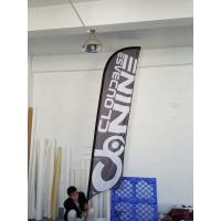 Best Medium 3.4m Feather Flags Banner Exhibition Events Retail Display Merchandise wholesale