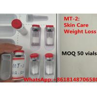 Best Human Growth Hormone Peptide 99% Pure MT Melanotan II For Skin Care,Weight Loss wholesale