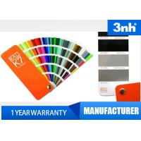 Best Professional 210 Colors Ral Color Cards , Paint Shade Card 5 * 15cm Chart Size wholesale