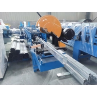 Buy cheap Steel Guardrial Roll Forming Machine For Shutter Door from wholesalers