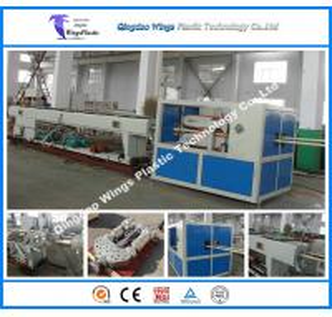 China PVC Plastic Conduit Pipe Making Machine On Sale PVC Pipe Manufacturing Machinery on sale