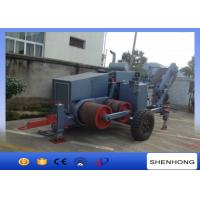 Quality Tension Stringing Equipments 220KV Automatic Over Pulling Protection System wholesale