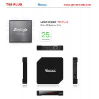 Amlogic S905 Quad Core Tv Box T9S PLUS Android 5.1.1 Lollipop 2GB+16GB 4K android media player