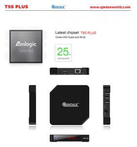 Amlogic S905 Quad Core Tv Box T9S PLUS Android 5.1.1 Lollipop 2GB+16GB 4K android media player