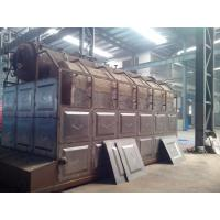 Best Automatic Combustion Oil Fired Steam Boiler For Chemical Industrial And Construction wholesale
