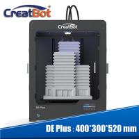 Best Digital Large 3D Printer 590*430*780mm Dimension With Dual / Triple Extruders wholesale