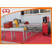 China CNC Mini Gantry / Table Automated Plasma Cutter With Arc Voltage Height Control on sale