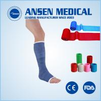 Cheap Disposable Orthopedic Waterproof Polyurethane Leg Cast Medical Korea Material for sale