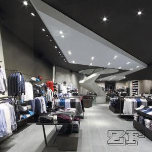 Best cloth shop counter table design/ clothes shop counters wholesale