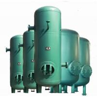 China Vertical Compressed Air Tank Natural Gas Tank 2000L Air  Receiver Tank on sale