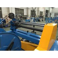 Best User Friendly Cable Extrusion Machine / Plastic Cable Double Twister wholesale