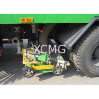 Best Urban Road Truck Mounted Sweeper Special Purpose Vehicles 5tons With Multifunction wholesale
