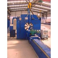 Quality Light Pole Shut-Welding Machine for circle and polygon pole / tube 16000mm length wholesale