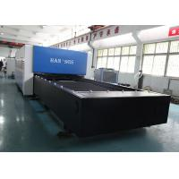 Quality Higher Laser Power Fiber 3000W CNC Metal Sheet Cutting Machine / SS Laser Cutting Machine wholesale