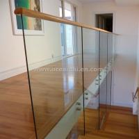 Cheap Flexible Glass Standoff Glass Railing Hardware Stainless Steel for sale