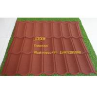 Best Corrugated Steel Roof Panel Terracotta Classical Tile 2.6kg Per Sheets wholesale