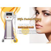 Best Professional Ultrasonic HIFU Facelift Machine / Hifu Skin Tightening Machine wholesale