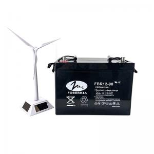 Best Deep Cycle Sealed Lead Acid Battery 12V 90ah For UPS Solar System wholesale
