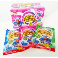 Best Multi Fruit Flavor CC Candy Stick Sweets With Lovely Villa Jigsaw Puzzle Toy wholesale